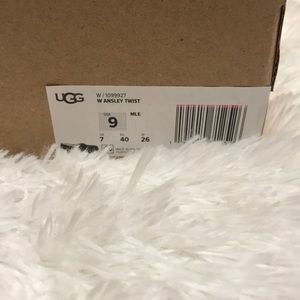 UGG Shoes - Brand New Ugg Shoes